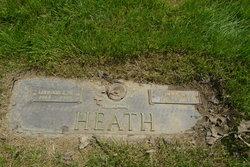 Mrs Emma M. <i>Lind</i> Heath