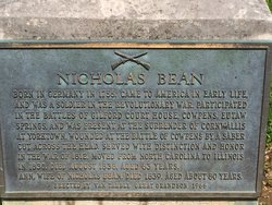 Nicholas Bean