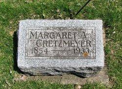 Margaret A <i>Mooney</i> Cretzmeyer