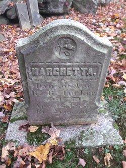 Margaretta Tucker