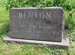 Ila Maud <i>Manville</i> Benton