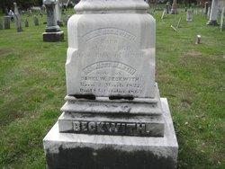 Harriett <i>Martin</i> Beckwith
