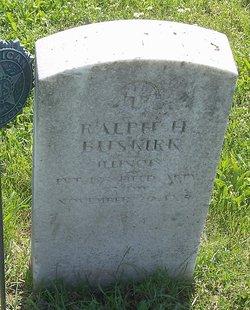 Ralph Hobart Buskirk