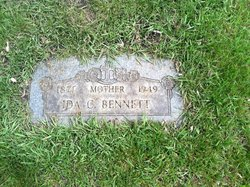 Ida C <i>Kaylor</i> Bennett