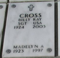 Madelyn Agnes <i>Kinney</i> Cross