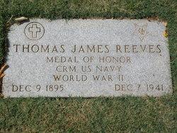 Thomas James Reeves