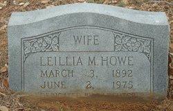 Leillia Margaret <i>Hunnicutt</i> Howe