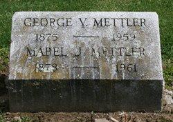 Mabel J Mettler