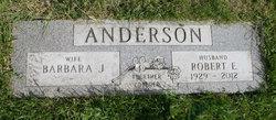 Sgt Robert Anderson