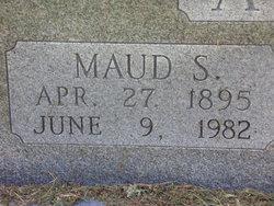 Maud Belle <i>Stone</i> Allen