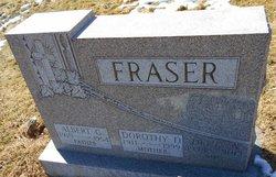 Albert G Fraser