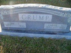 Carrie M <i>Meek</i> Crump