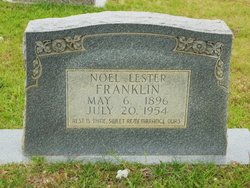 Noel Lester Franklin