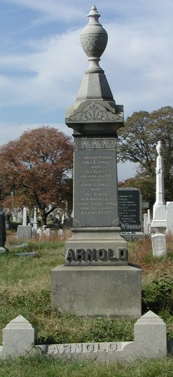 Sarah Amelia <i>Carrico</i> Arnold
