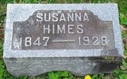 Susanna <i>Koub</i> Weybright Himes