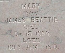 Mary Ann <i>Miller</i> Beattie