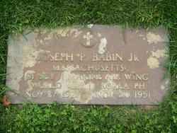 Maj Joseph Philip Babin, Jr