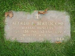 Sgt Alfred F. Bertocchi