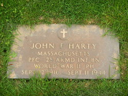 PFC John F. Harty