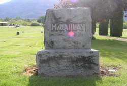 Alax Alex MacAulay
