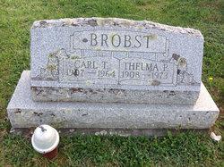 Thelma P <i>Edwards</i> Brobst