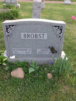 Katherine Rose Kay <i>Chomen</i> Brobst