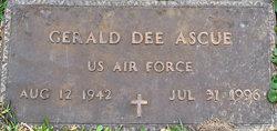 Gerald Dee Ascue