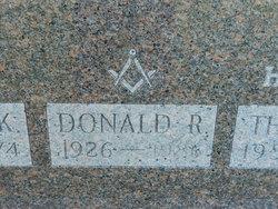 Donald Raymond Braun
