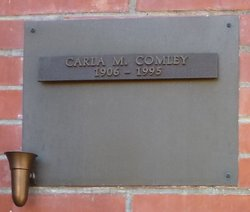 Carla M Comley
