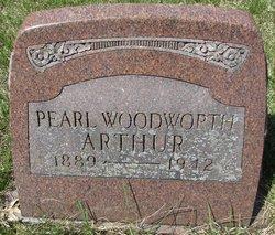 Pearl <i>Woodworth</i> Arthur