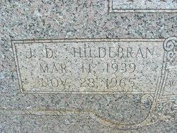 J. D. Hildebran