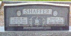 Madge <i>Smith</i> Shaffer