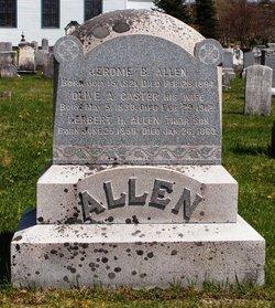 Olive A. <i>Caster</i> Allen