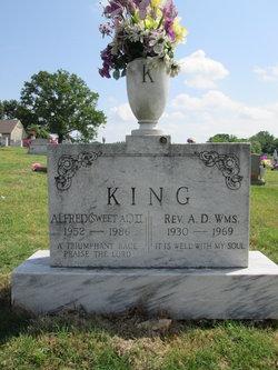 Alfred Sweet Al King, II