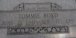 Tommie Boyd
