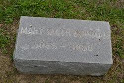Mary <i>Smith</i> Bowman
