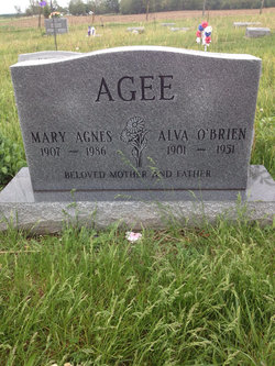 Alva O'Brien Agee