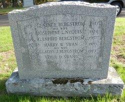 Josephine Louisa <i>Nyquist</i> Bergstrom