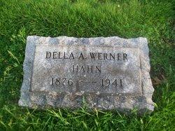 Della A <i>Baumhardt Werner</i> Hahn