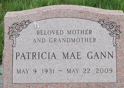 Patricia Mae <i>Bice</i> Gann