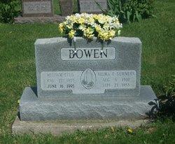 William Ellis Bowen