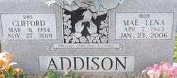 Mae Lena Addison