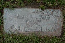 Agnes L Casey