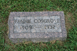 Fannie May Cosgrove