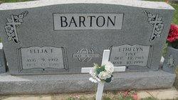 Ethelyn 'Tiny' <i>Greenlee</i> Barton