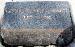 Pauline <i>Marolt</i> Ambrose