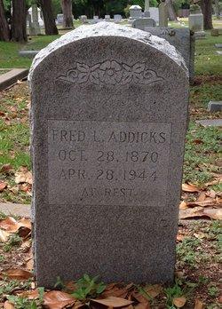 Fred Louis Addicks