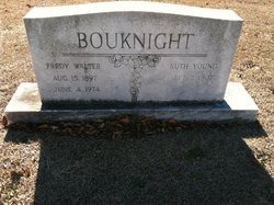 Ruth <i>Young</i> Bouknight