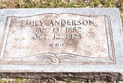 Emily <i>Douglas</i> Anderson