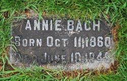 Annie Bach